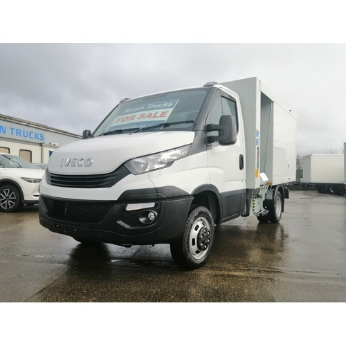 *NEW*'21' IVECO DAILY 35C14 EURO 6 SOLID TIPPER BINLIFT