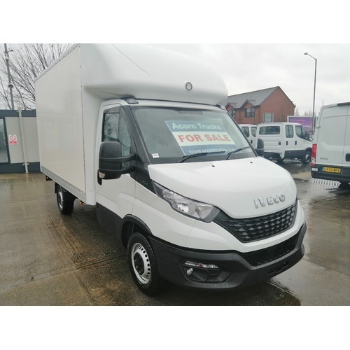 *NEW* '21' IVECO DAILY 35S14 EURO 6 'DRIVEAWAY' 4.2M LUTON **FREE NATIOWIDE DELIVERY** - ACO000574