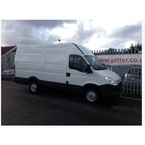 Iveco Daily 35S13 3300 H2 Van - PIT000038