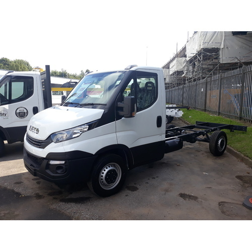 Iveco Daily 35S14S Chassis Cab