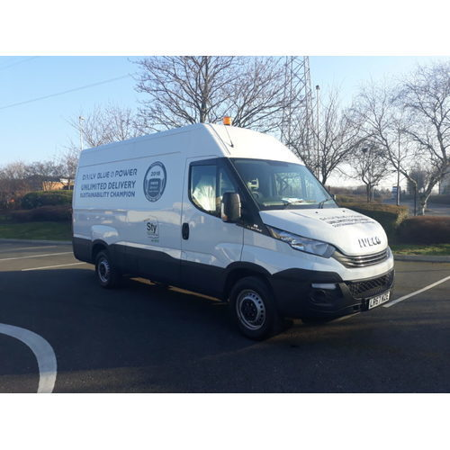 IVECO DAILY 3520 60E V/P ELECTRIC