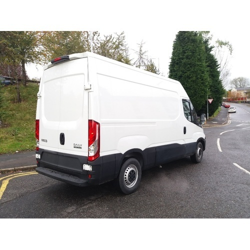 Iveco Daily 35S12 116bhp Euro 6 Hi-Matic High Roof Van