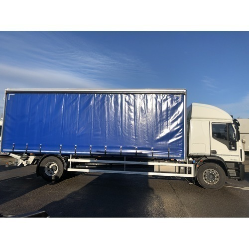 Iveco Eurocargo 180E25 Curtainside With 1.5t Tuckunder Tail Lift Ready To Go
