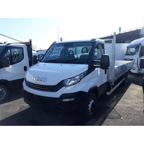 Iveco Daily MY16 72C18A8 Automatic complete with 6.2m Dropside Body - GUE000531