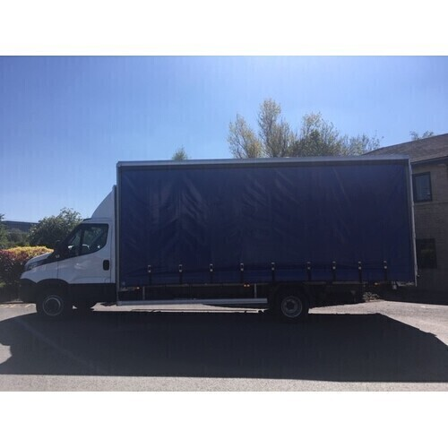 Iveco Daily MY16 72C18A8 Automatic complete with Curtainside Body