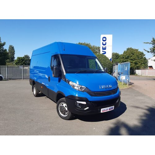 Iveco Daily 50CE6 Hi-Matic