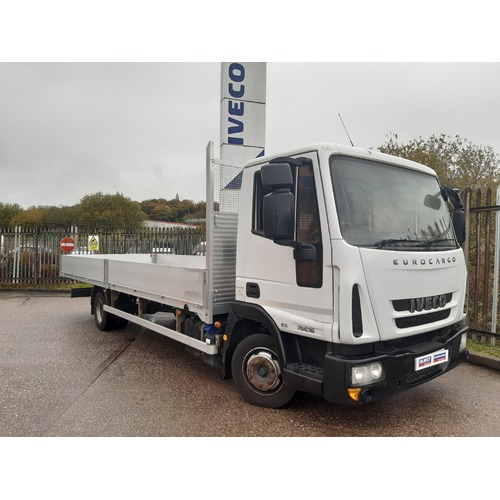 Eurocargo with New Dropside 22ft Body