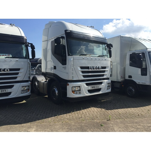 Stralis AS440S45TX/P Tractor Unit NX61 DZA