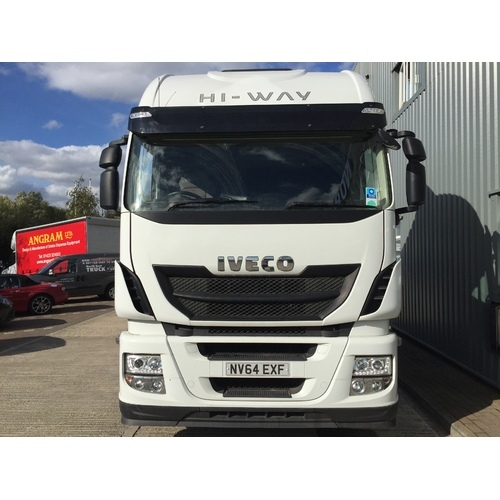 Iveco Stralis AS440S46TX/P Tractor Unit NV64 EXF