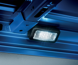 CARGO COMPARTMENT LED LIGHTS