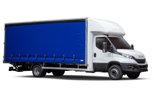 Curtainside 7.2t