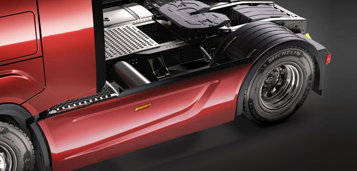 S-WAY Side Skirts